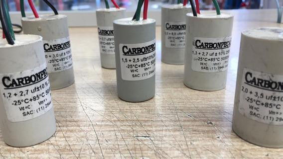 Capacitor Ventiladores Teto/mesa/chao/exaustores 3fios