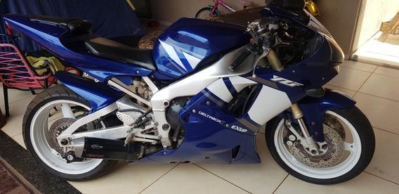 Moto Para Retirada De Peças Yamaha Yzf R1 2001