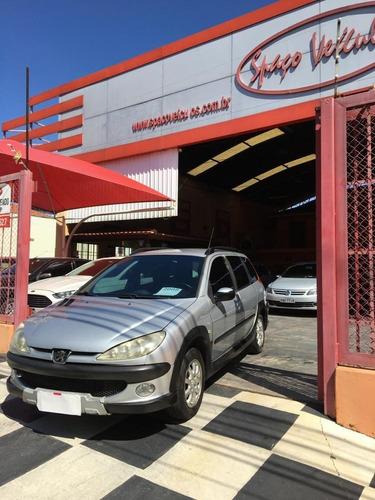 Peugeot 206 Sw Escapade - Completo