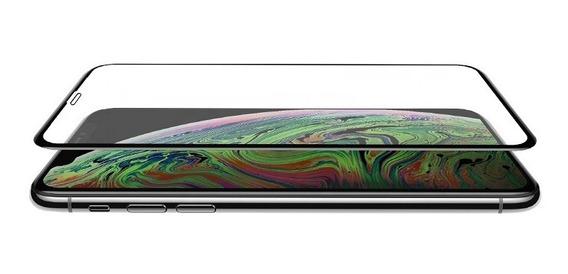 Mica Cristal Templado iPhone 11 11 Pro 11 Pro Max Xs Xr 5d