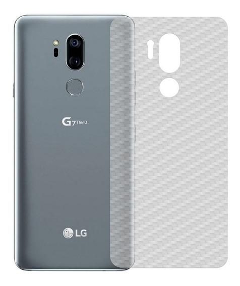 Película Traseira De Fibra De Carbono LG G7 - Gorila Shield