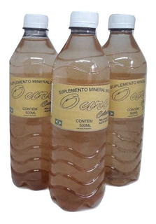 3 Ouro Coloidal Itajiporã 500 Ml