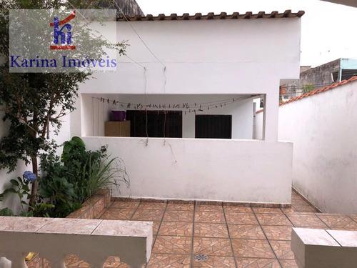 Imagem 1 de 13 de Casa Térrea Em Vila  Carmela  -  Guarulhos - 2735