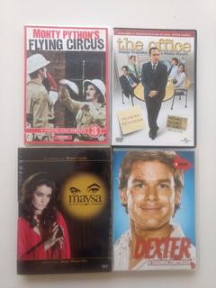 Séries Em Bluray Dvd Originais Usados Desconto De Até 50%