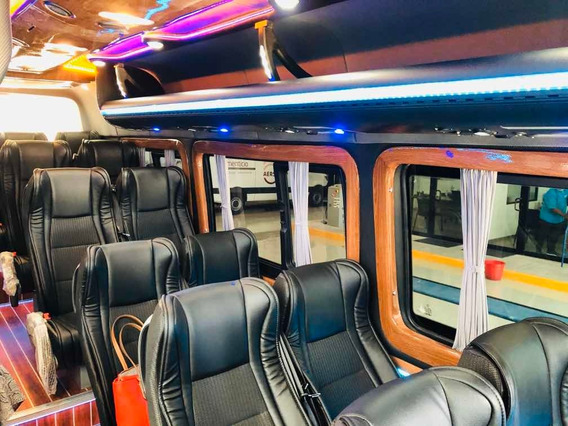 Mercedes Benz Sprinter 516 Extra Larga Turismo Vip