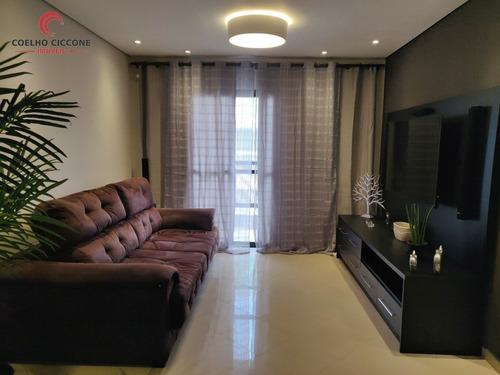 Imagem 1 de 15 de Apartamento Para Venda No Bairro Santa Maria - V-4678