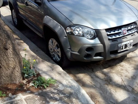 Fiat Palio Adventure Nafta/2009/único Dueño