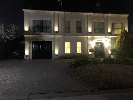 Espectacular Casa En Barrio Septiembre Ing Maschwitz