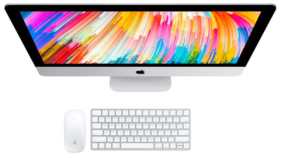 iMac 27 Mnea2 - 5k I7 16gb Ssd 512 4gb Envio Hj Nfe