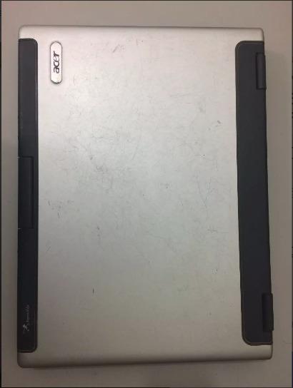 Notebook Acer Aspire 3100 Series. Não Funciona, Só Peças!!!!