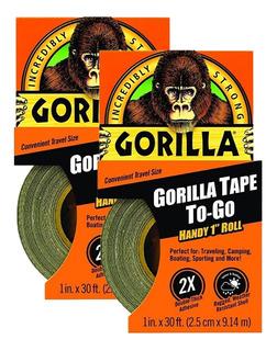 Kit 2 Fitas Aro Tubeless Profissional Gorilla Tape -25mm Nf