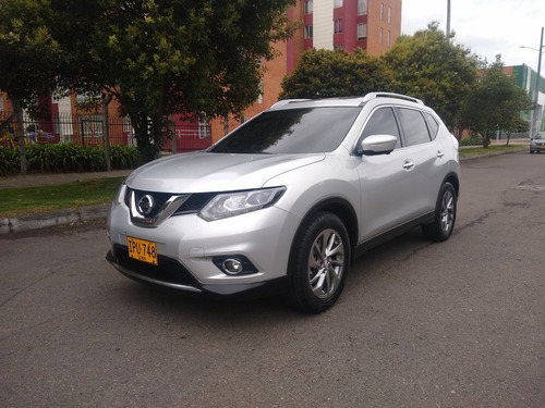 Nissan X-trail 2018 2.5 Exclusive