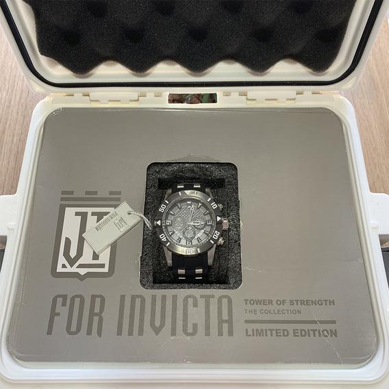 Relógio Invicta X Jason Taylor Modelo 24167