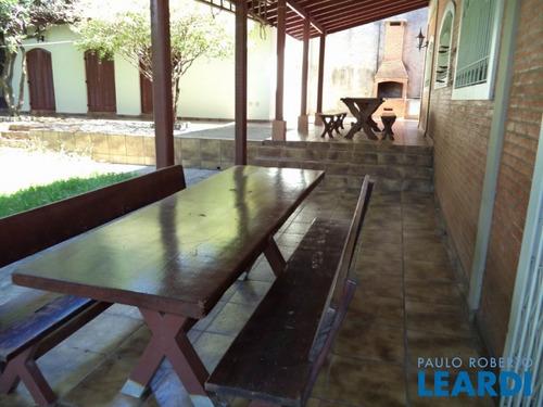 Imagem 1 de 15 de Casa Assobradada - City América - Sp - 391595