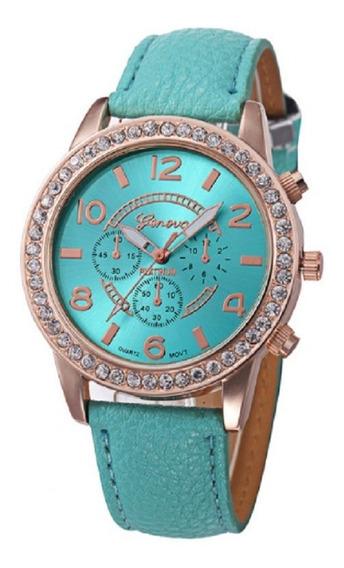 Relógio De Pulso Feminino Luxo Barato Frete Grátis