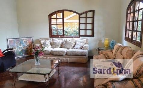 Casa Em Condomínio À Venda - Nova Higienópolis - Jandira- Sp - 2739