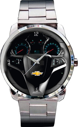 Relógio De Pulso Personalizado Painel Gm Chevrolet Cruze