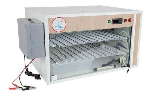 Chocadeira (220 Ovos Trivolt Automático) Controle De Umidade