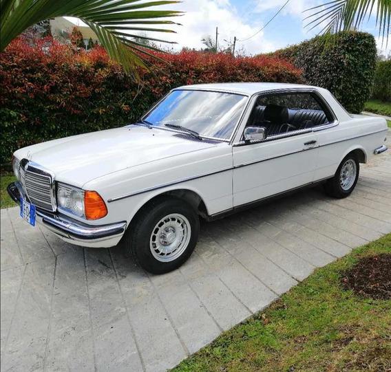 Mercedes-benz 230ce Inyección