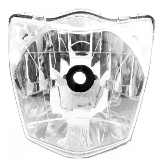 Farol Bloco Optico 150 2014 Titan Fan 160 Scud Moto