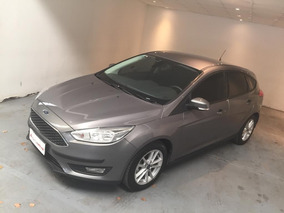 Ford Focus Iii 1.6 S Color Gris Año 2017