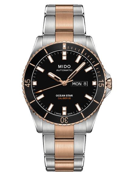 Relogio Mido M026.430.22.051.00 Ocean Star Captain Automatic
