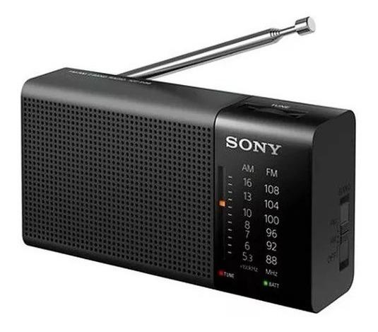 Radio Portátil Sony Icf-p36 Am/fm Original Pronta Entrega
