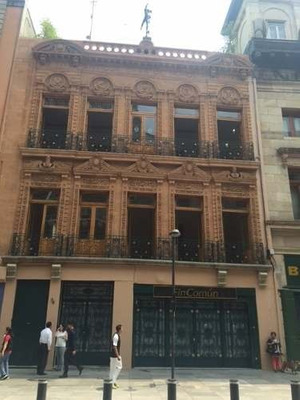 Edificio En Renta 16 De Septiembre Col. Centro