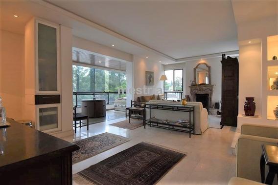 Apartamento Lindo Com Ótima Planta E Varanda Integrada !!! - Di35267