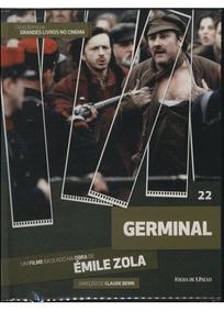 Germinal - Coleção Folha Grandes Livros No Cinema - Volume 2