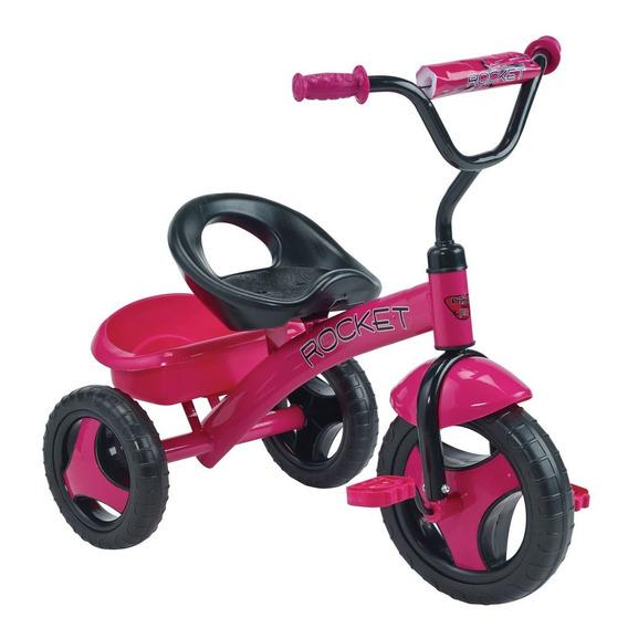Triciclo Rocket Rosa