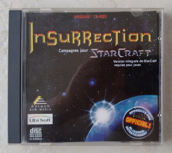 Starcraft - Insurrection ( Francês )