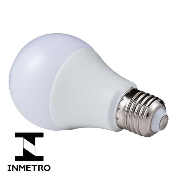 Kit 5 Lampada Led Bulbo 15w E27 Branca 6500k Bivolt Cod:1437