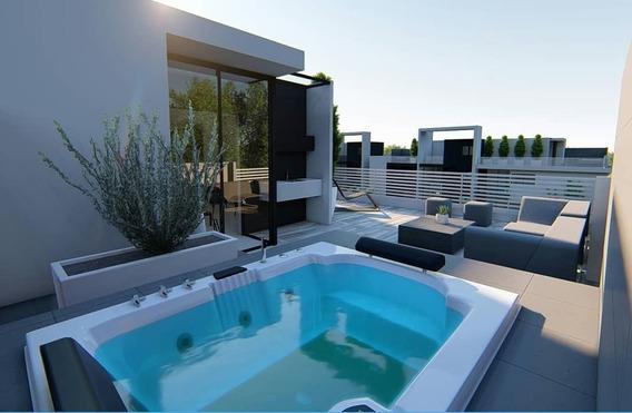 Lujoso Penthouse En Sfm
