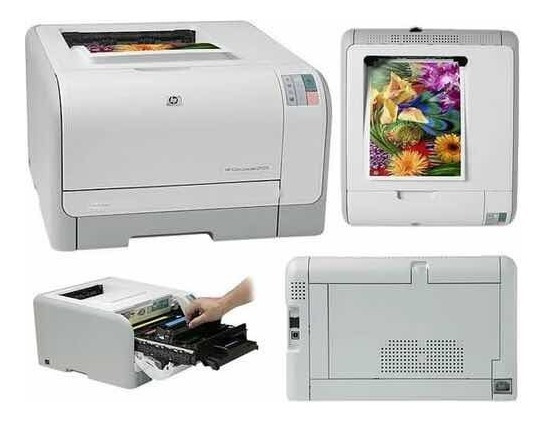 Impressora Cp 1215 Hp