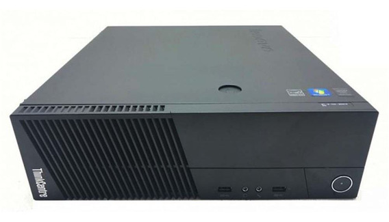 Desktop Lenovo M93p Intel Core I5 4gb Ddr3 Hd 320gb Wifi