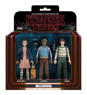 Funko Stranger Things 3 Figuras Pack 1 Serie Eleven Juguete