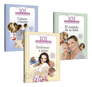 Colección ( 3 Libros ) Voy A Ser Mamá · Madres Primerizas