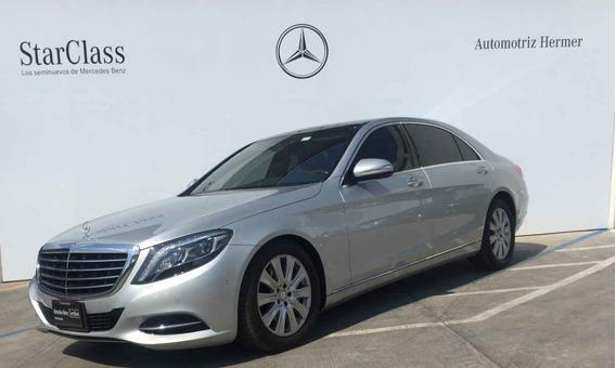Mercedes-benz Clase S 4p S 400 L V8/4.6/t Aut