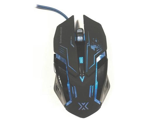 Mouse Gamer Iluminado X-soldado 3200dpi