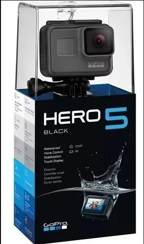 Câmera Go Pro - Gopro Hero 5 Black