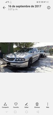 Chevrolet Impala Piel Abs Cd At 2001