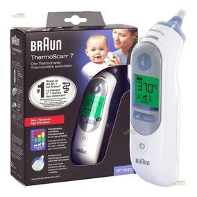 Termometro Ouvido Braun 7 Thermoscan 7 Lacrado Original
