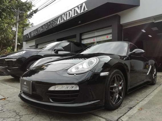 Porsche Boxster Convertible Automática Sec 2010 2.9 Rwd 186