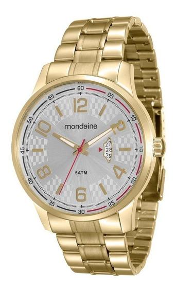 Relógio Mondaine Masculino 78668gpmvda2 Nfe