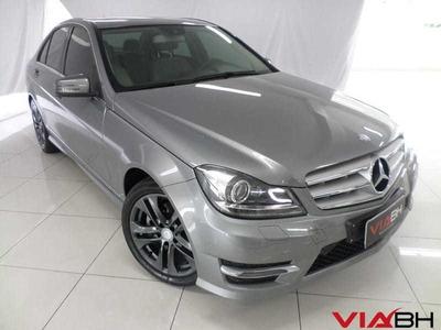 Mercedes-benz C-250 Cgi Sport 1.8 16v Aut.