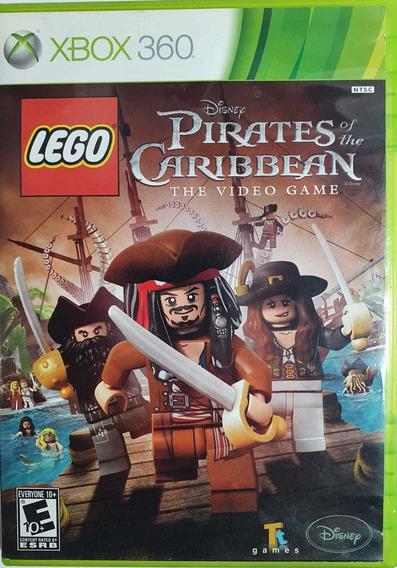 Piratas Do Caribe Lego Xbox 360