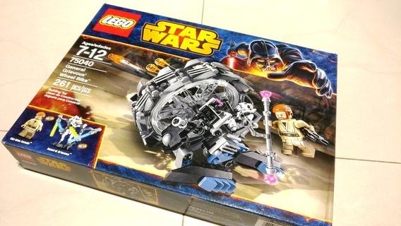 Lego Star Wars 75040 General Grievous 261 Piezas Set