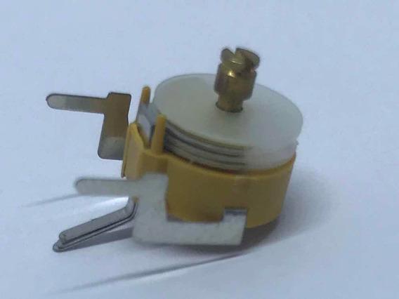 Capacitor Trimmer Variável 2-65pf Kit Com 5pçs