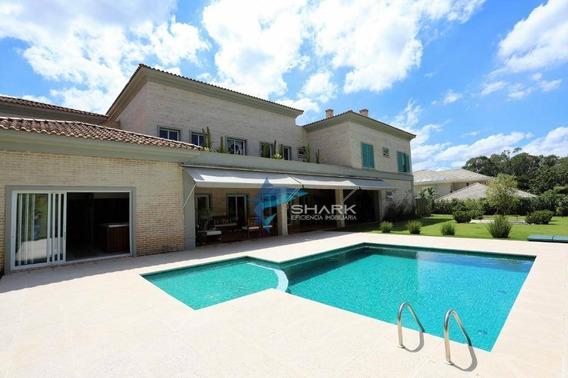 Casa Com 6 Dormitórios À Venda, 775 M² Por R$ 5.900.000 - Fazenda Vila Real De Itu - Itu/sp - Ca0037